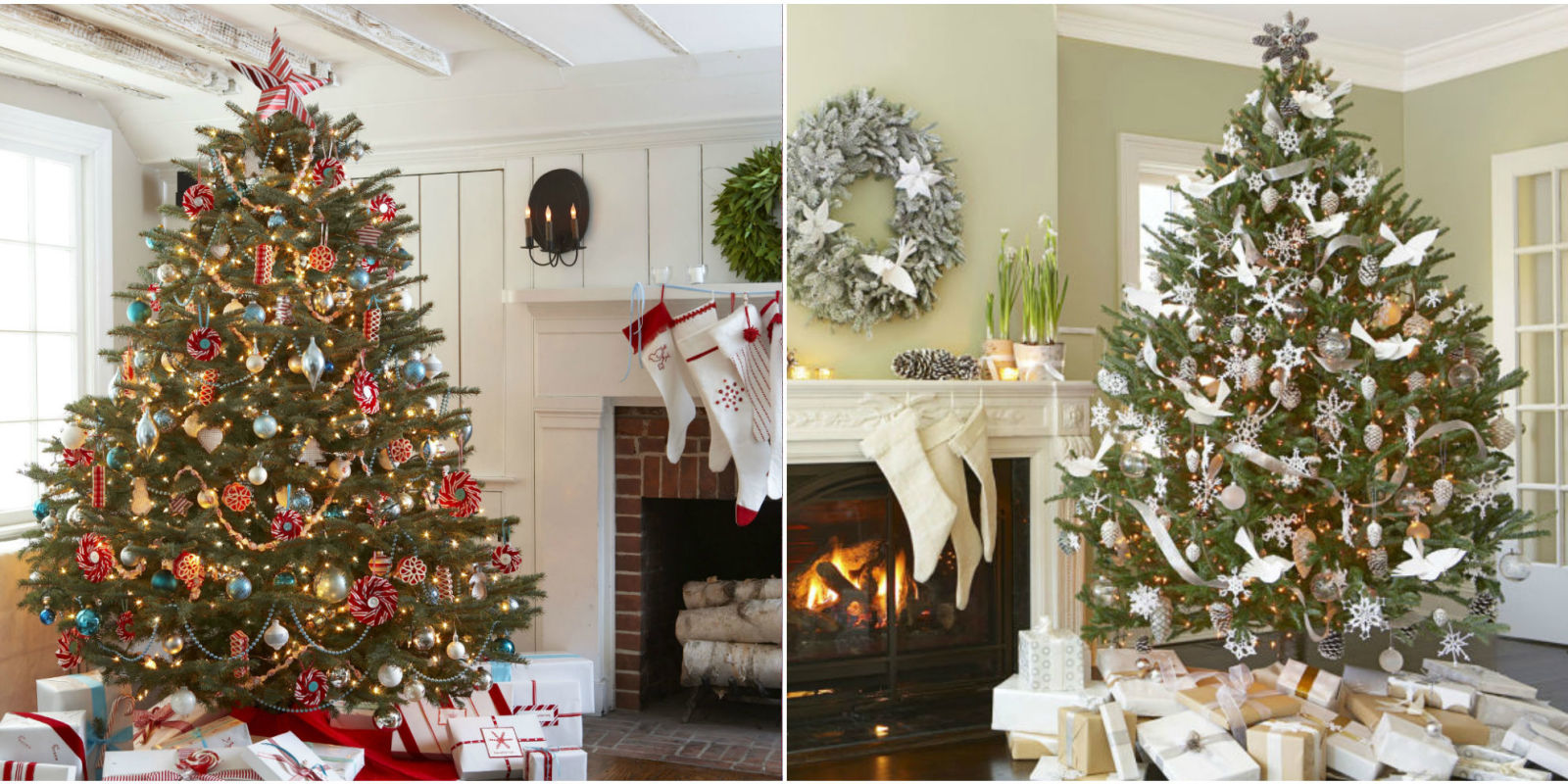 25 Decorated Christmas Tree Ideas