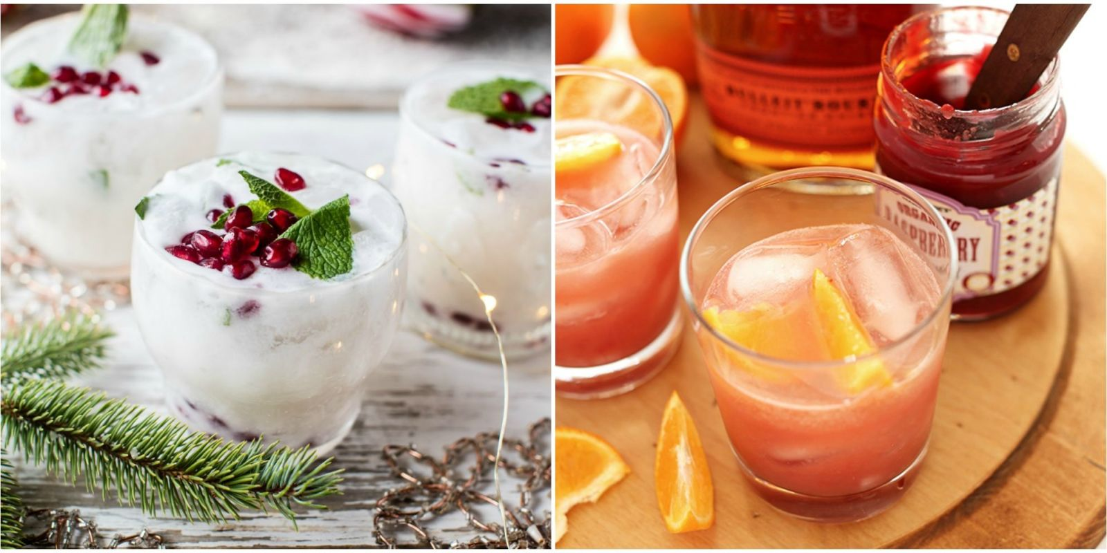 35 Easy Christmas Cocktails Recipes For Holiday