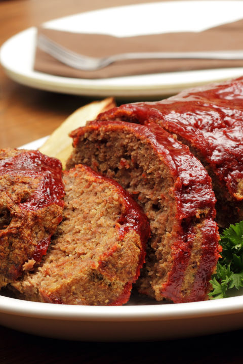 23 easy make ahead dinner recipes dinners to prep for the whole week make a few batches of this meatloaf and freeze its a great dinner for nights forumfinder Gallery
