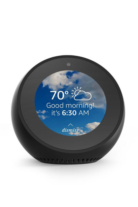 30 best christmas gifts for girlfriend good cute gift ideas for echo spot negle Gallery