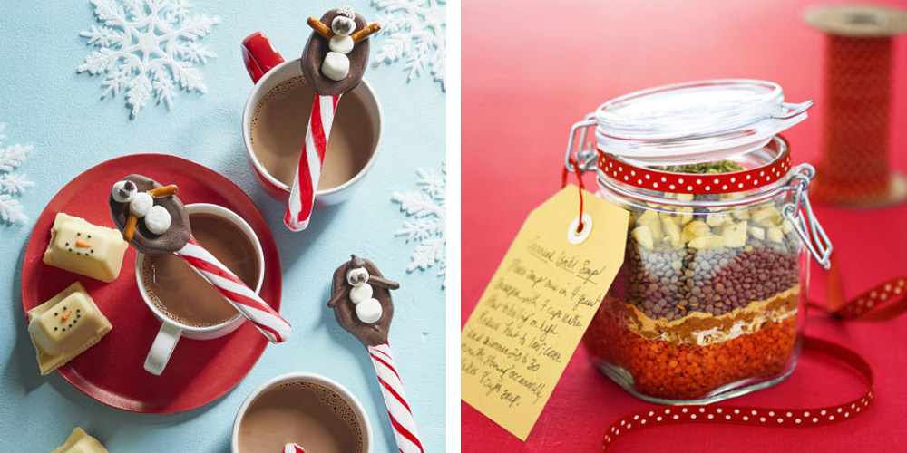 53 homemade christmas food gifts diy ideas for edible for Customer holiday gift ideas