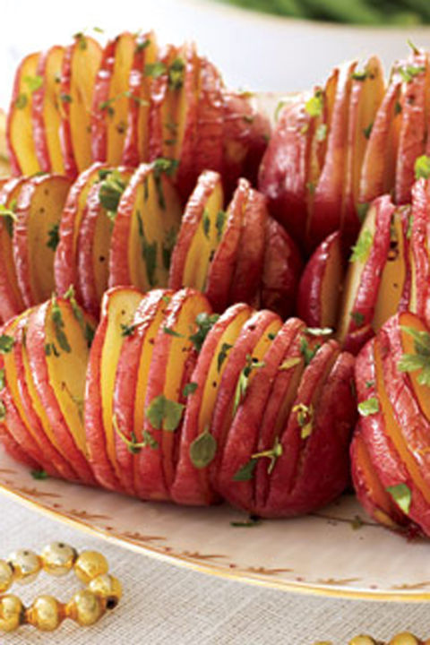You can't celebrate the holidays without spuds, especially when they look this good. 