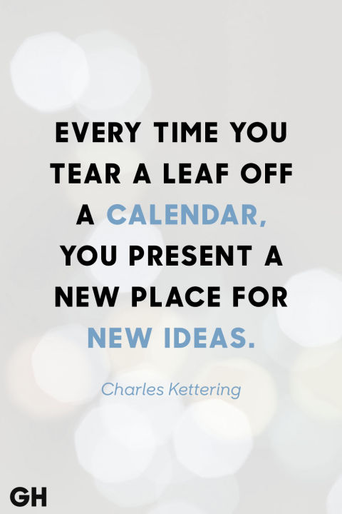 New Year Calendar Quotes : Best new year s eve quotes inspirational sayings for