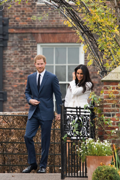 Meghan Markle and Prince Harrys Body Language Decoded