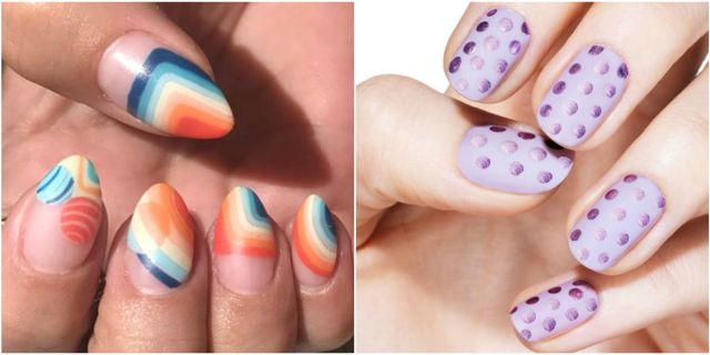 30 summer nail designs for 2017 best nail polish art ideas for nail designs 2018 prinsesfo Image collections