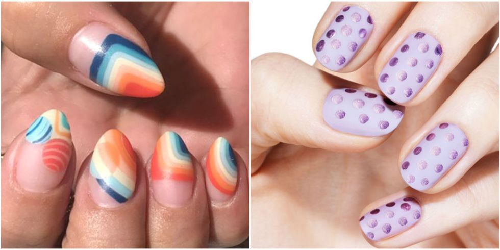 13 cool matte nail design ideas unique matte nail polish art view gallery prinsesfo Images