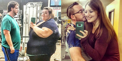 This Brother and Sister Lost 140 Pounds Together by Making a Few Simple Changes