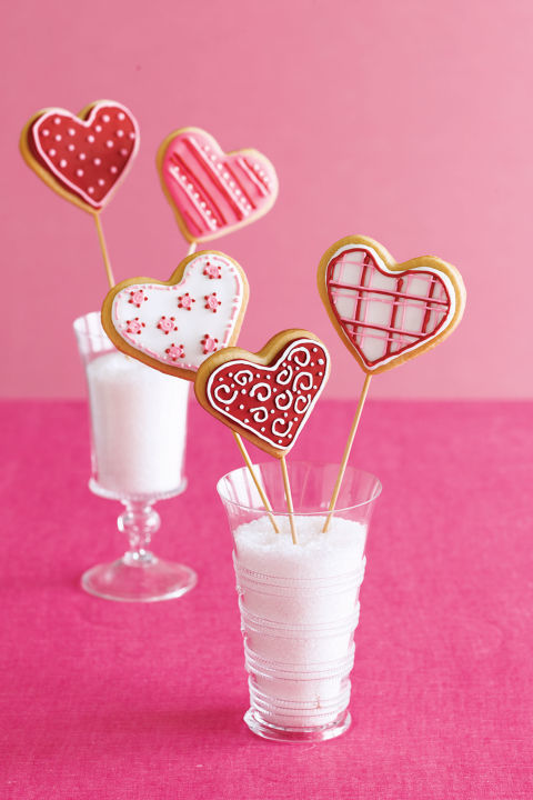26 Valentine\'s Day Cookie Recipes - Easy Ideas for Valentine\'s Cookies