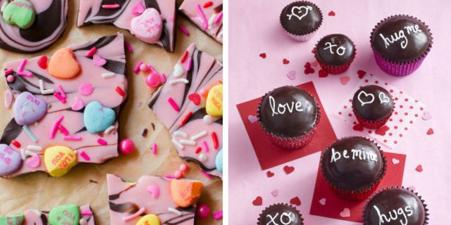 30 Easy Valentine\'s Day Treats for School Parties - Ideas for ...