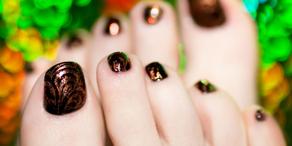 12 cute toe nail art designs 2018 best toenail polish ideas view gallery prinsesfo Images