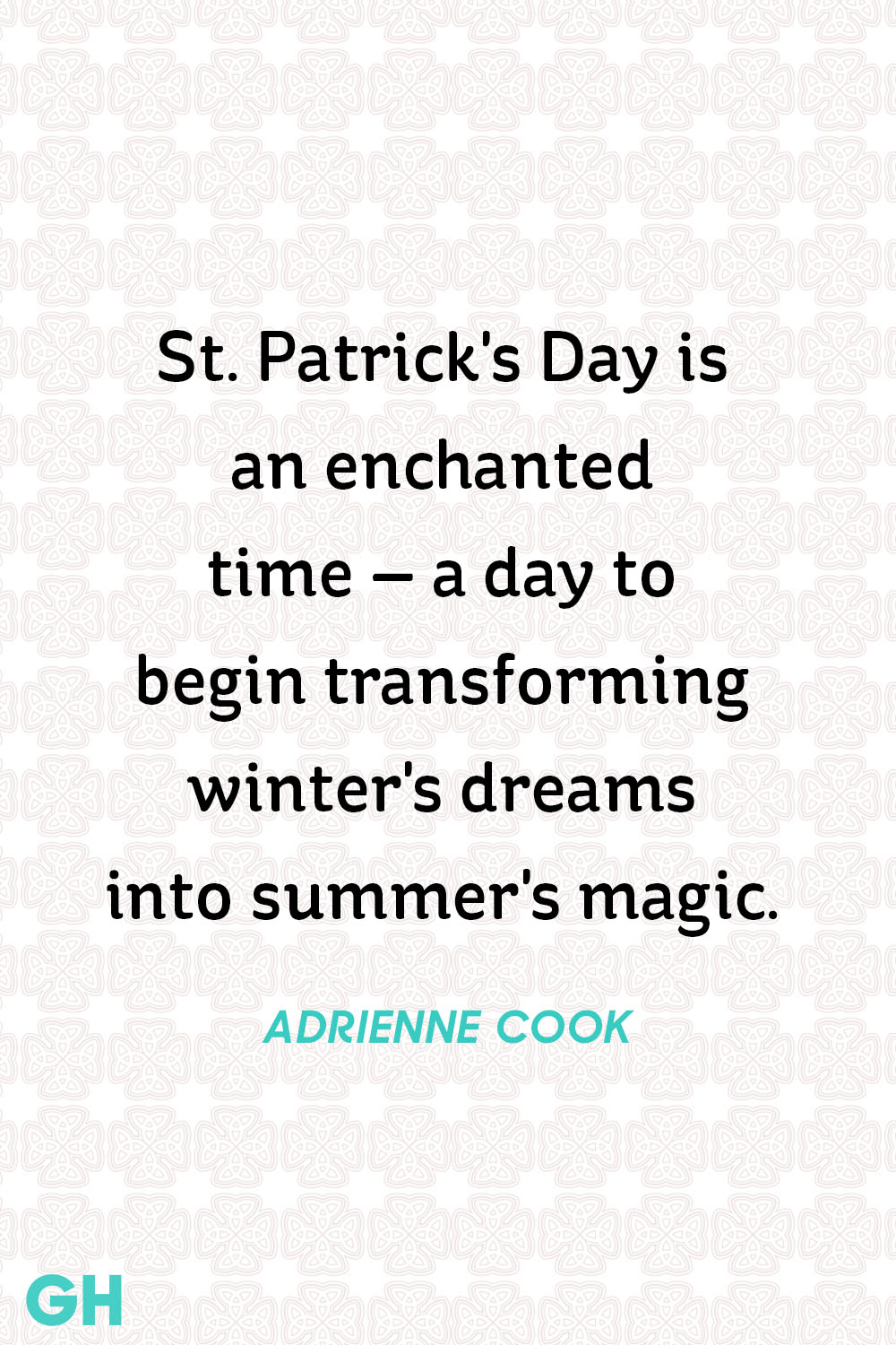 Quote Of The Day 14 Stpatrick's Day Quotes  Best Irish Sayings For Stpaddy's Day