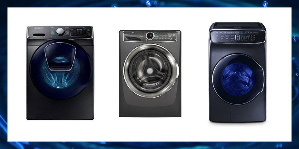 Новое в стиральных машинах 2018