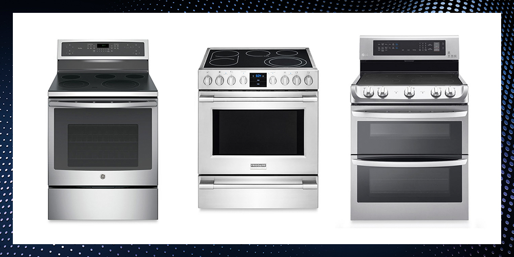 Electric Kitchen Stoves Reviews ~ Best electric range ovens stove reviews