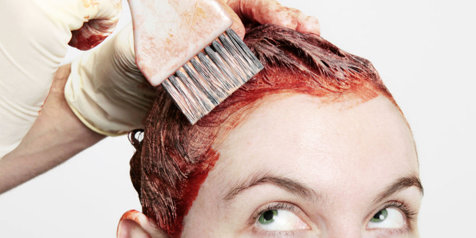 How to Get Hair Dye Off Skin - Remove Hair Dye From Your Skin