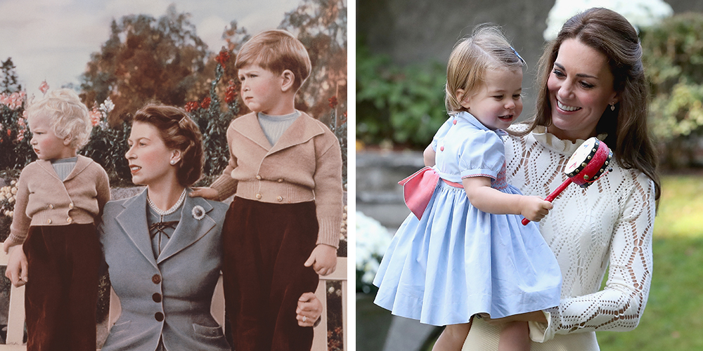 How Queen Elizabeth And Kate Middleton S Parenting Styles