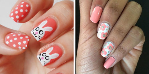 100 nail designs nail art ideas and care tips - Simple Nail Design Ideas