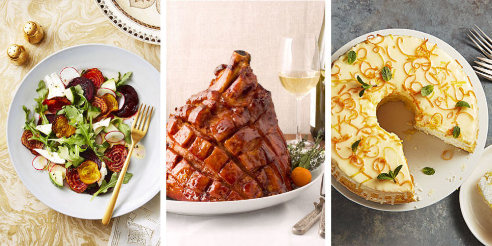 65 easter dinner menu ideas easy recipes for easter dinner easter dinner forumfinder Choice Image