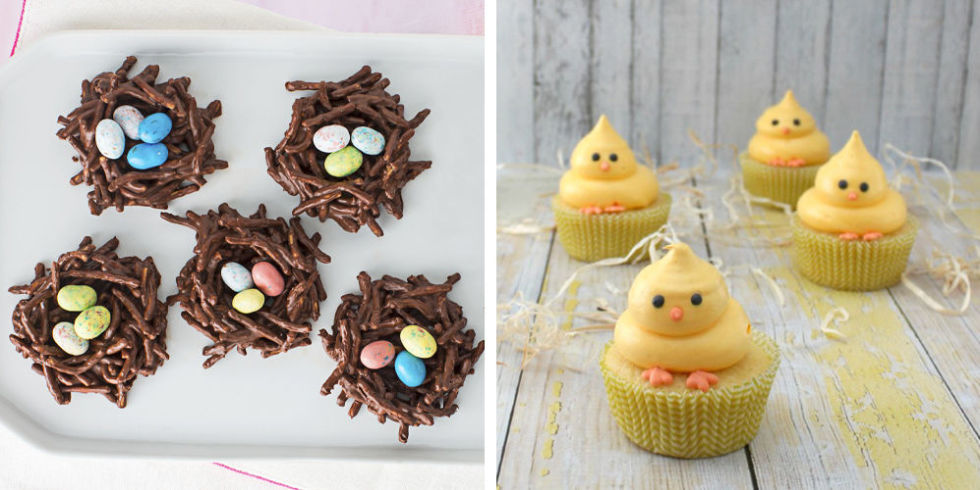 14 easter food crafts fun easter diy ideas with food easter food crafts negle Image collections