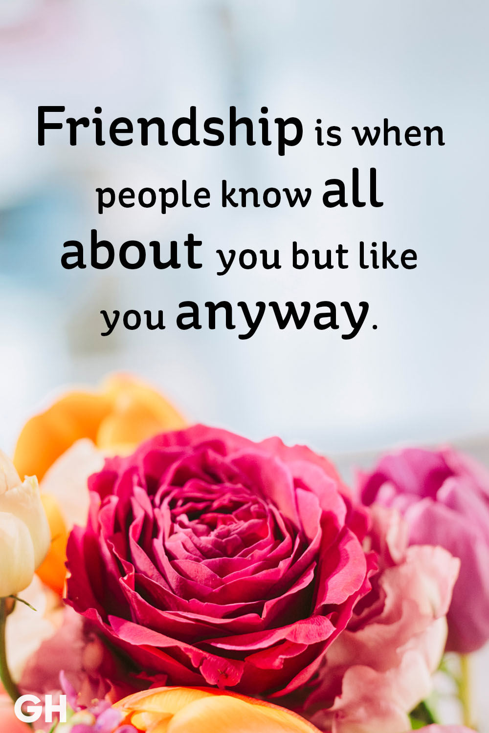 Quote About True Friendship 20 Short Friendship Quotes To Share With Your Bff  Cute Sayings
