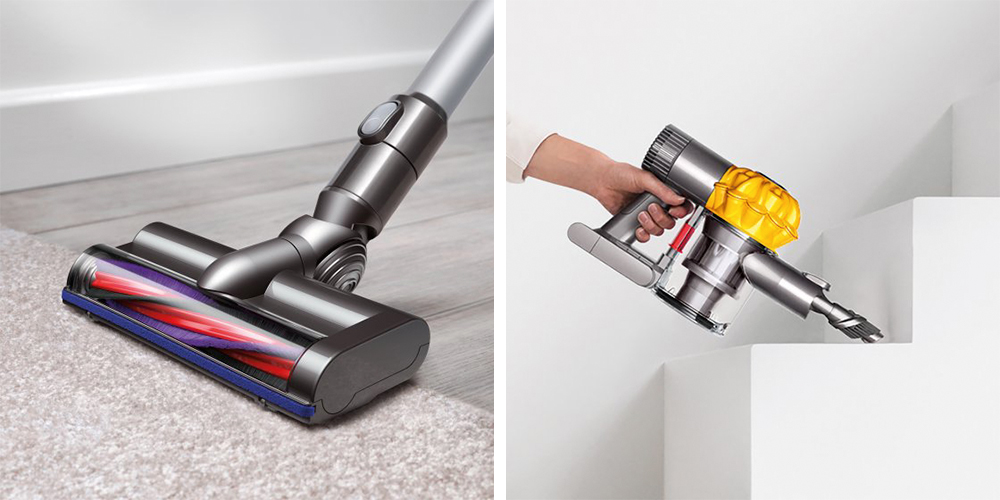 Dyson Cordless Stick Vacuum Is On Sale At Walmart
