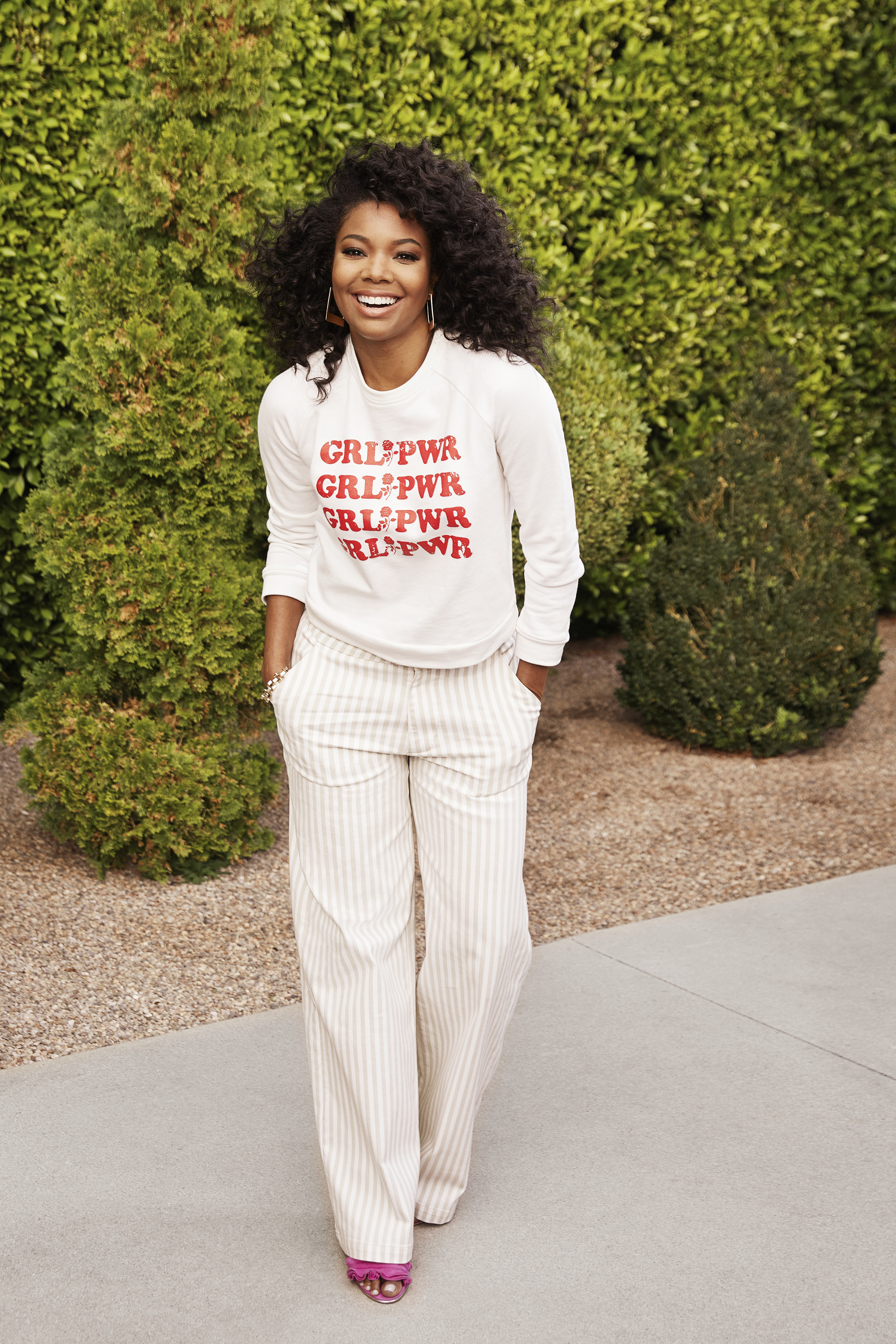 Gabrielle Union Models Her Favorite Spring Looks