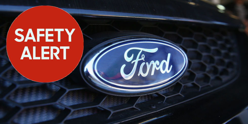 Ford Recalls 1.4 Million Cars After Finding Steering Wheels Can Detach