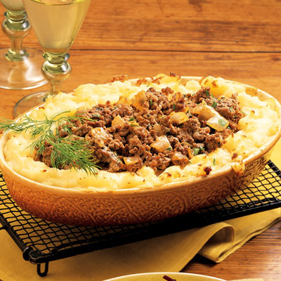 Upside Down Shepherd S Pie