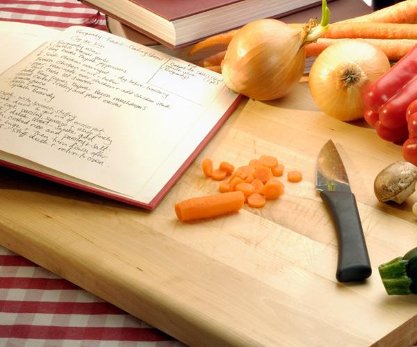 planning your menu