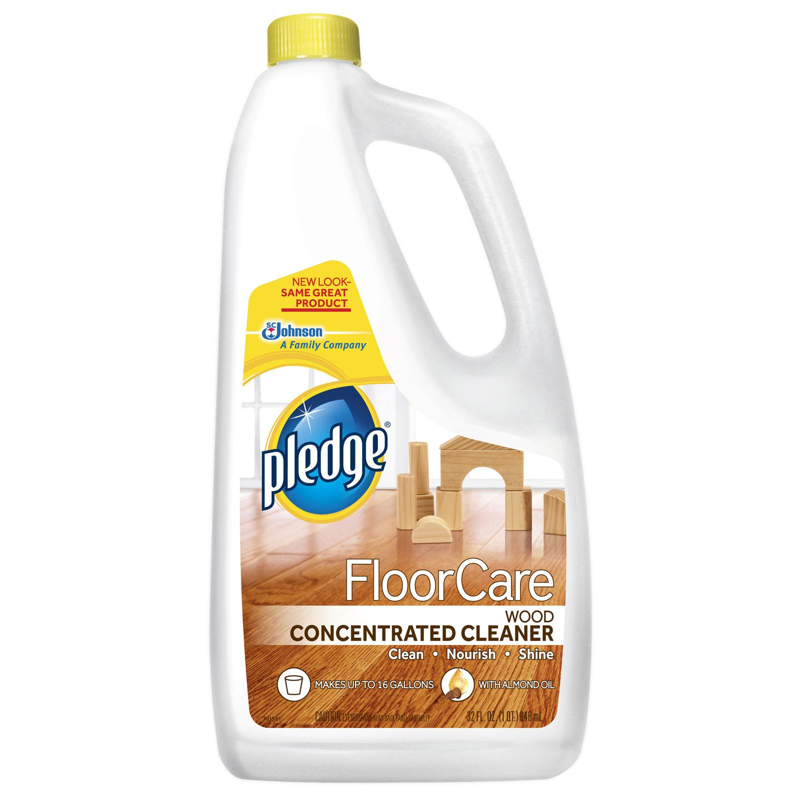 Pledge floorcare wood concentrated cleaner review for Hardwood floor cleaner