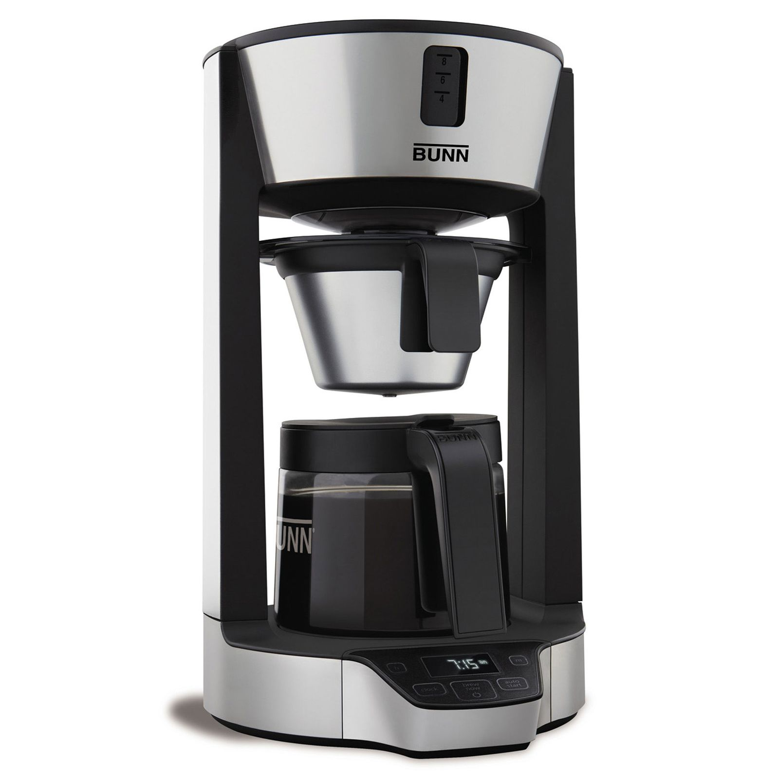 550052b52cea4 ghk bunn phase brew hg 8 cup coffee brewer