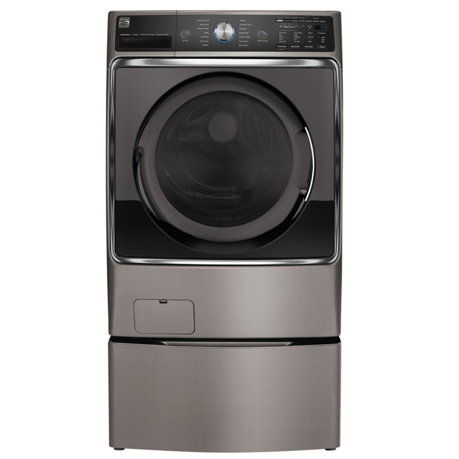 Washing Machines: Kenmore Elite Washing Machine