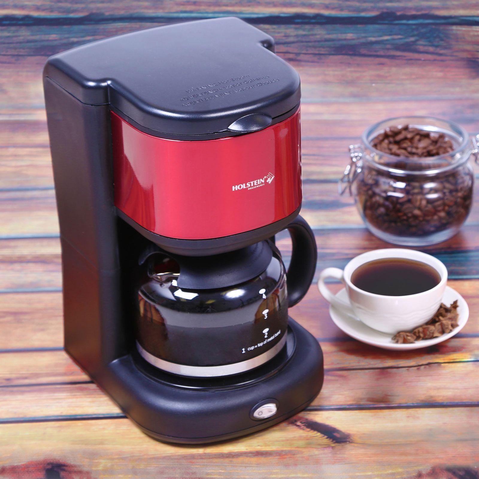 Good Housekeeping Coffee Maker Ratings : Holstein 4-Cup Coffee Maker #7109 Review