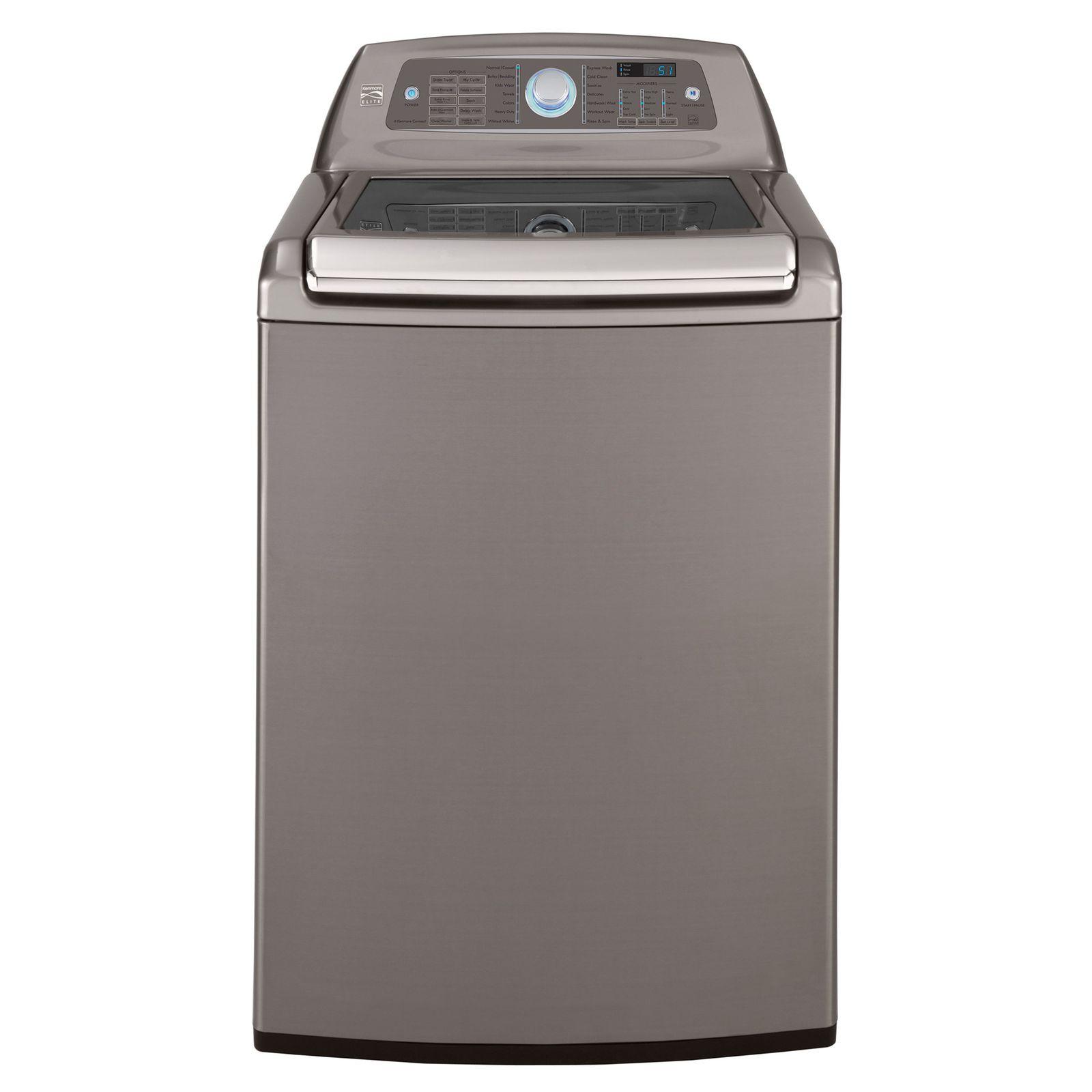 washing machine high efficiency top load