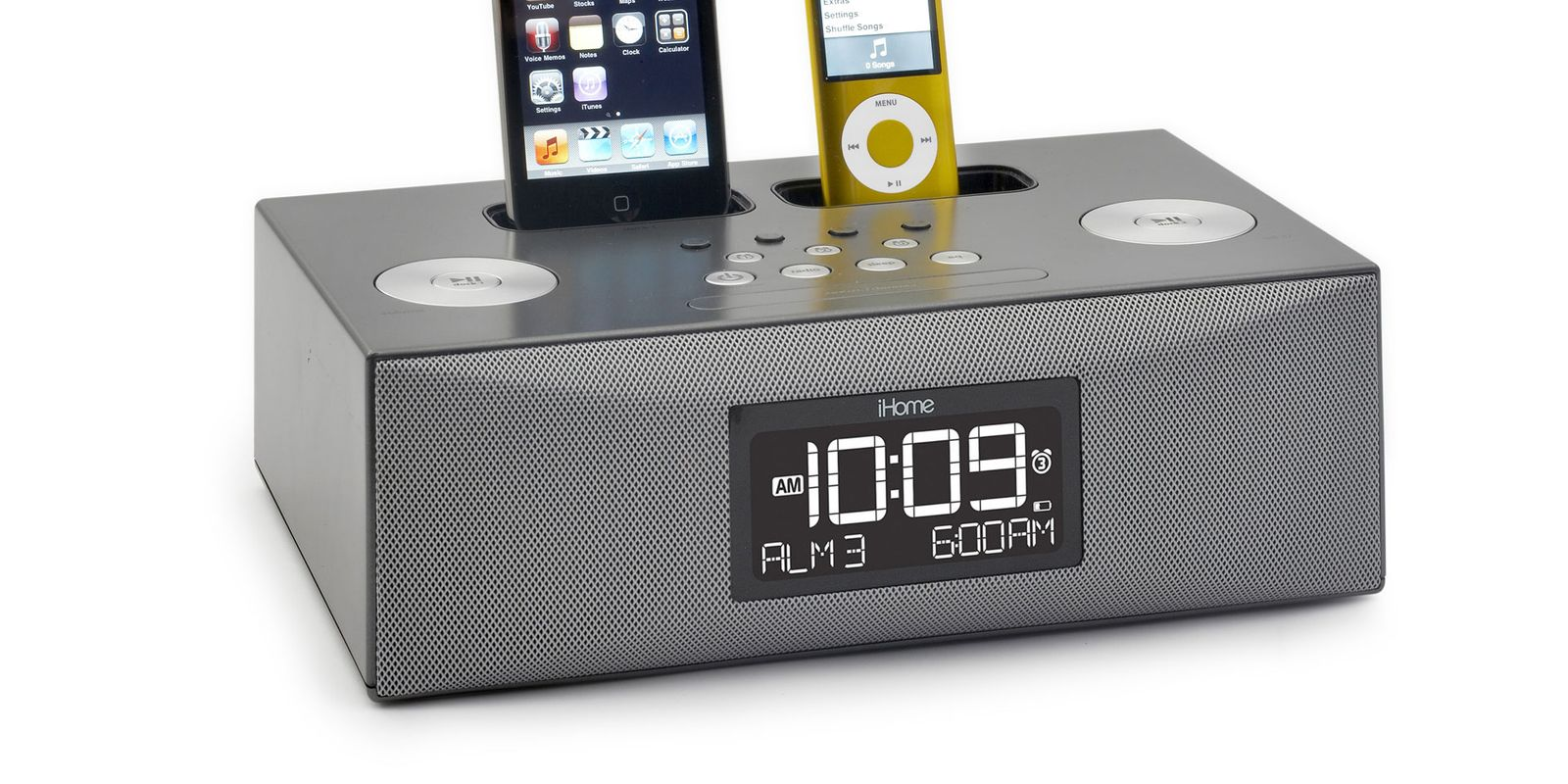 Ihome alarm clock radio : Amc no passes