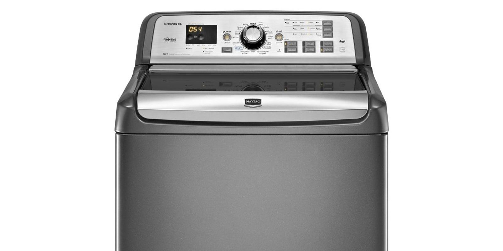 The best top load washer on the market - Bravos Xl He Top Load Washer With Steam Mvwb980bg Review