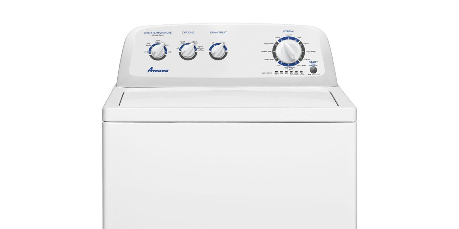 The best top load washer on the market - May 2014 Washers