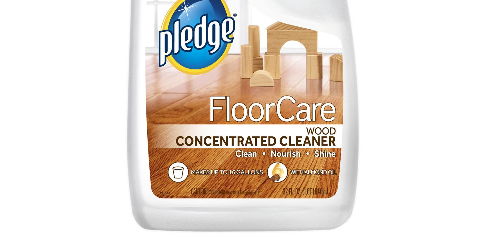 Pledge floorcare wood concentrated cleaner review for Flooring products