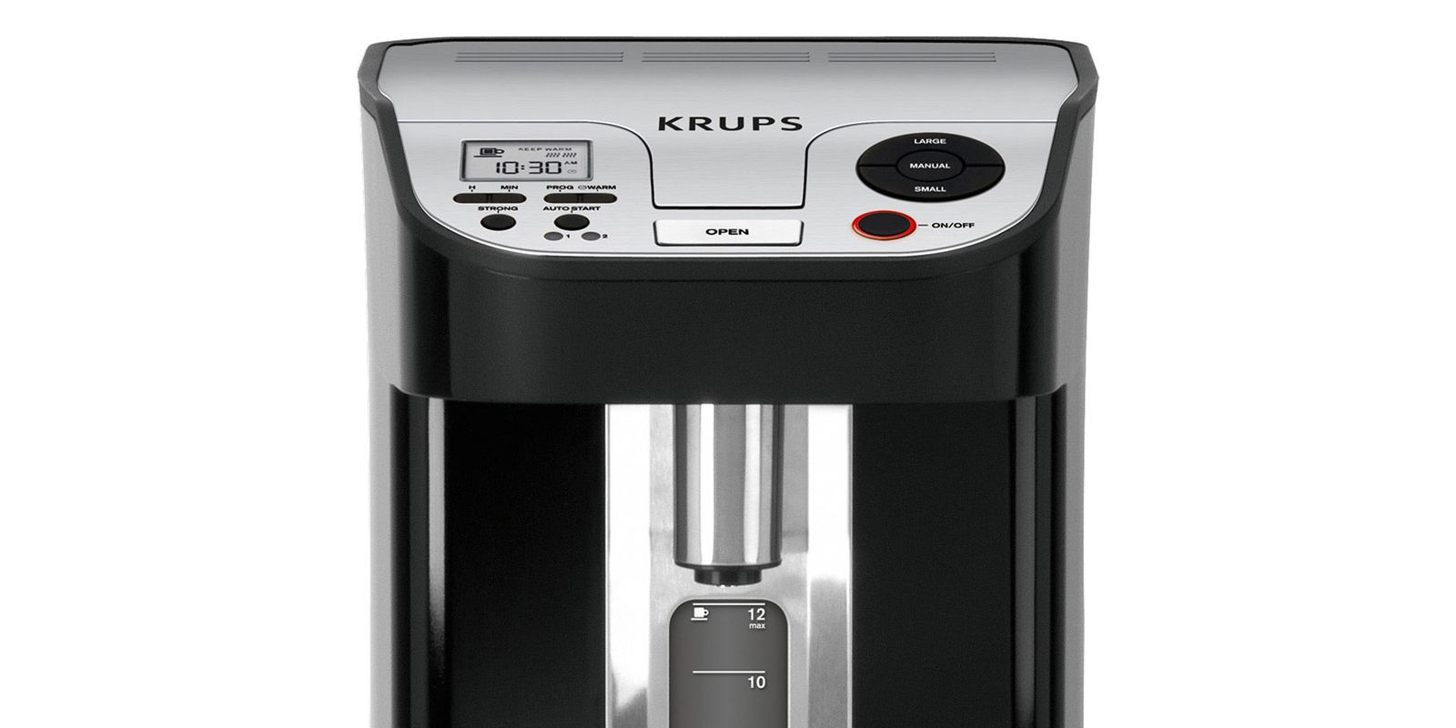 Good Housekeeping Coffee Maker Ratings : Krups Cup-On-Request #KM9008 Review