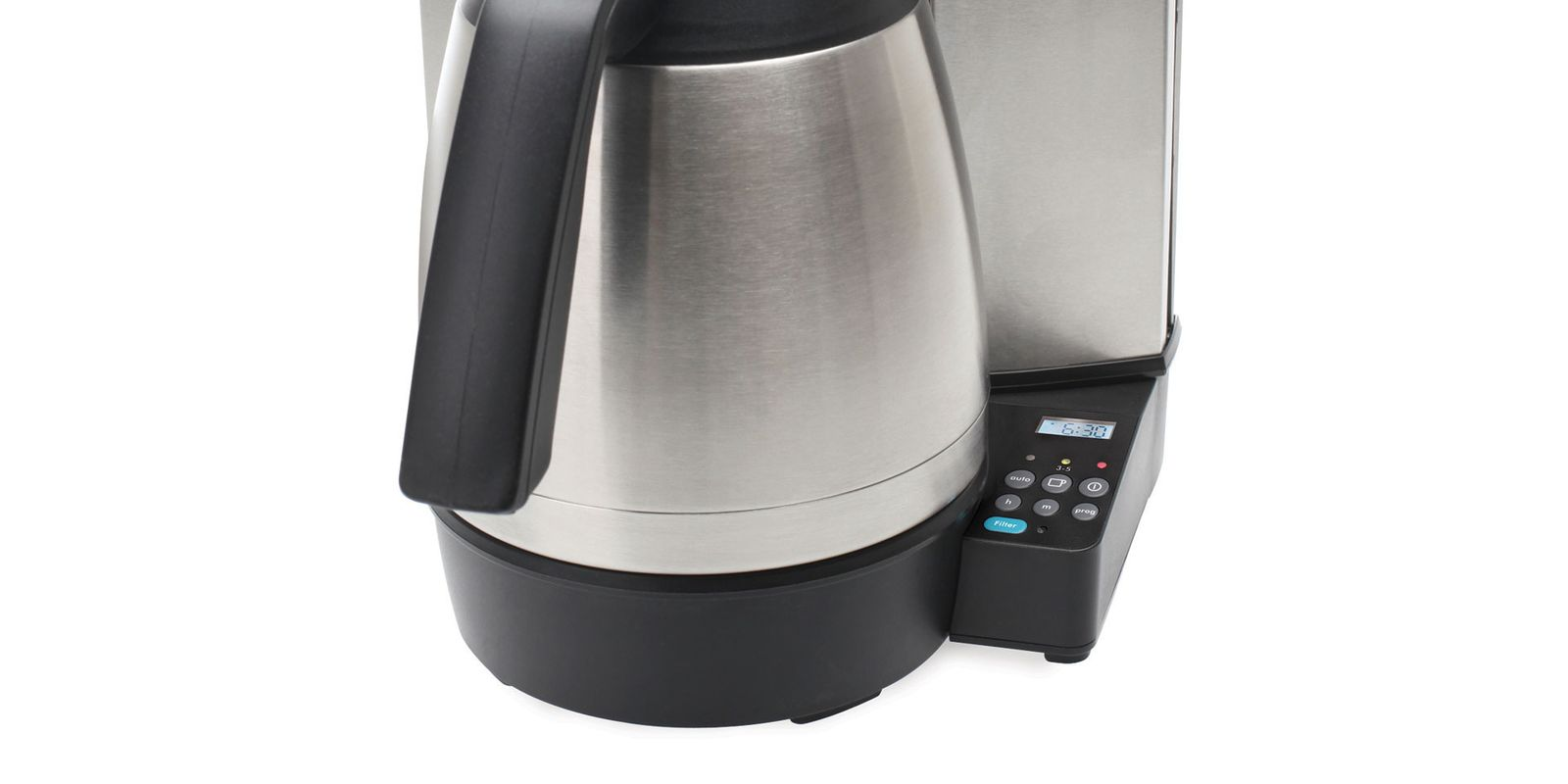 K Cup Coffee Maker Reviews 2012 : Capresso 10-Cup Programmable Coffee Maker With Thermal ...
