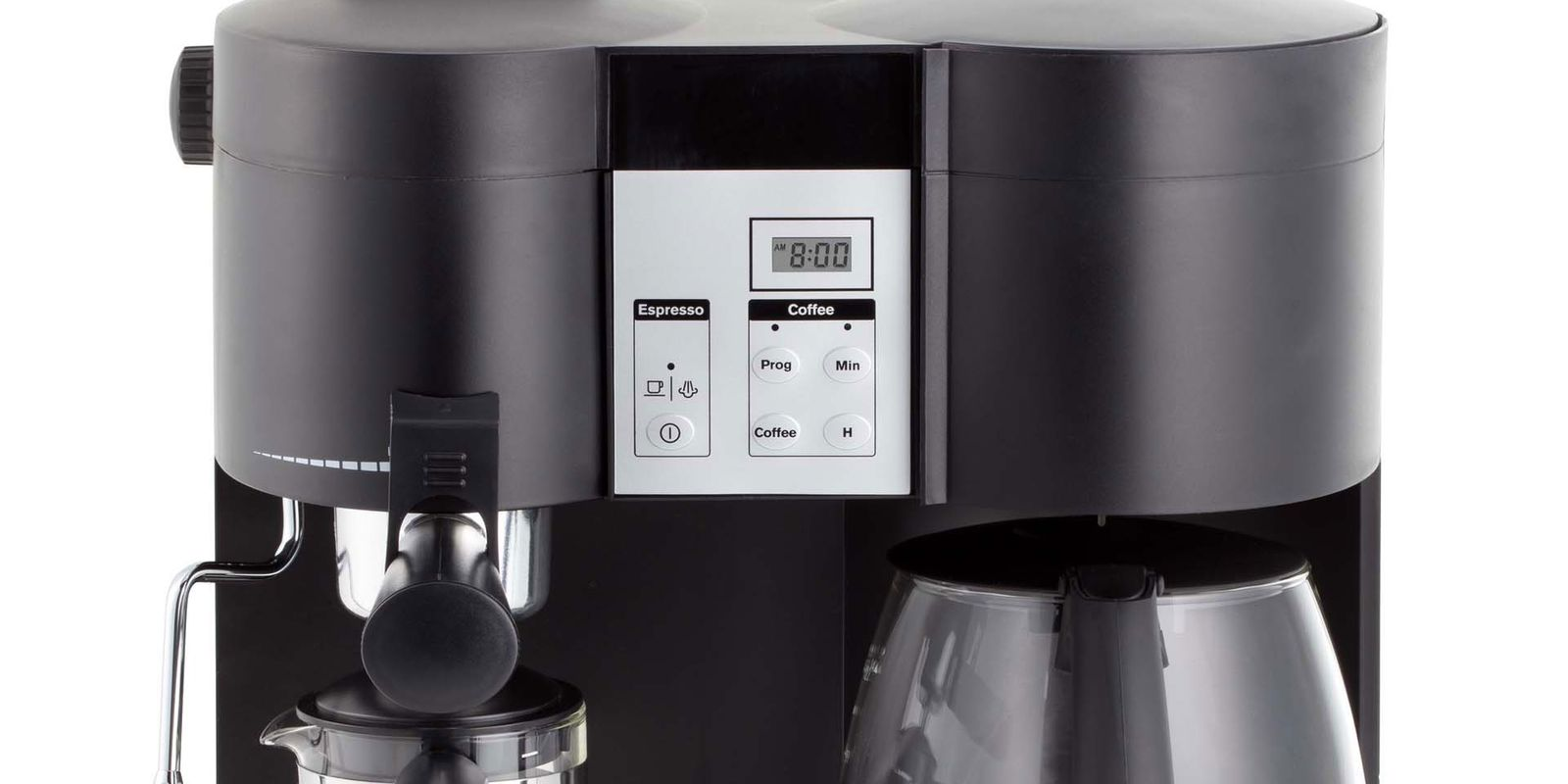 Krups XP1600 Combi Steam Espresso Machine Review