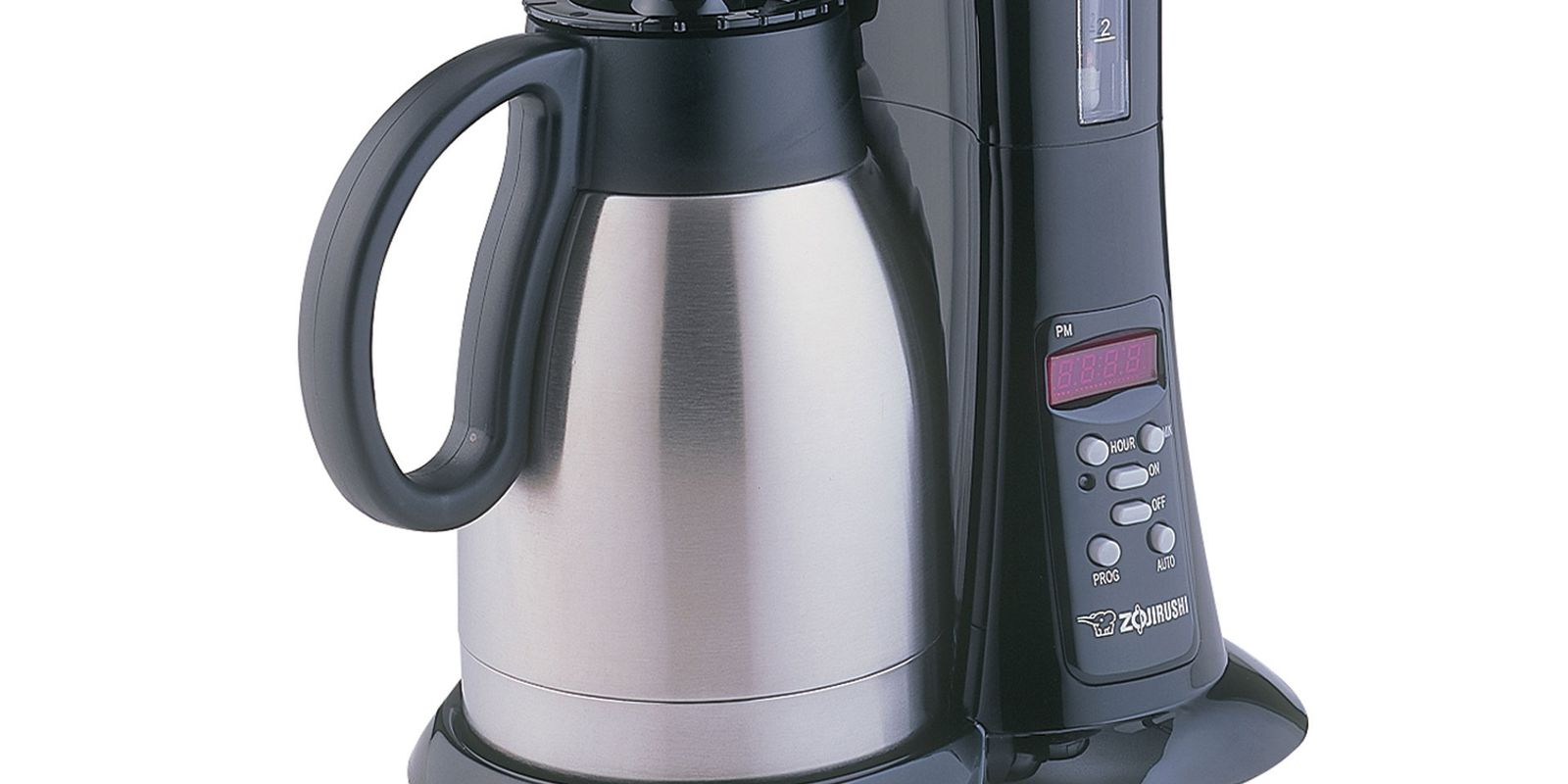 Zojirushi Fresh Brew Stainless Steel Thermal Carafe Coffee Maker #EC-BD15 Review