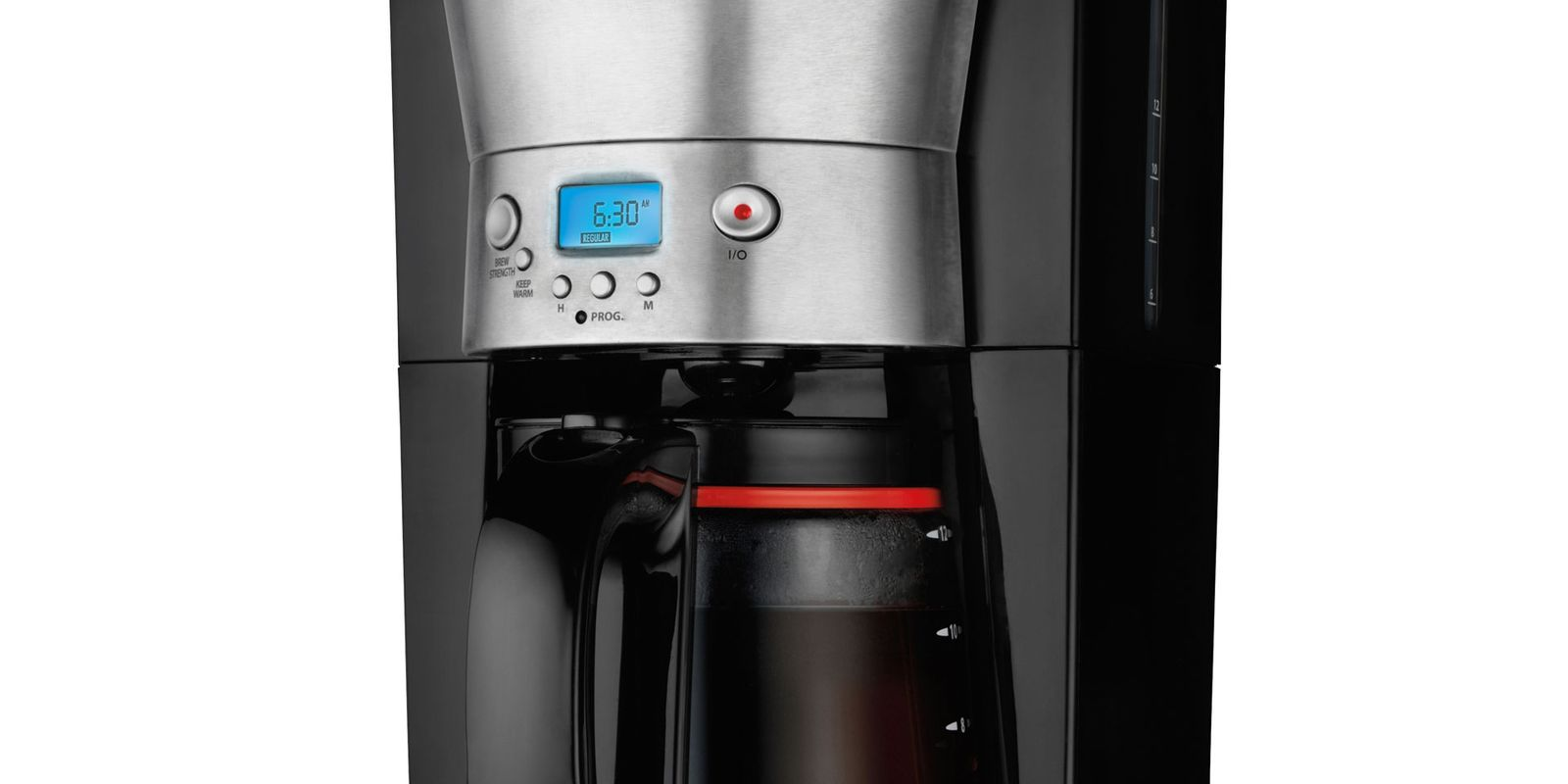 Coffee maker with grinder and thermal carafe -  Thermal Carafe Coffee Maker Features A Removable Water Tank April 2014