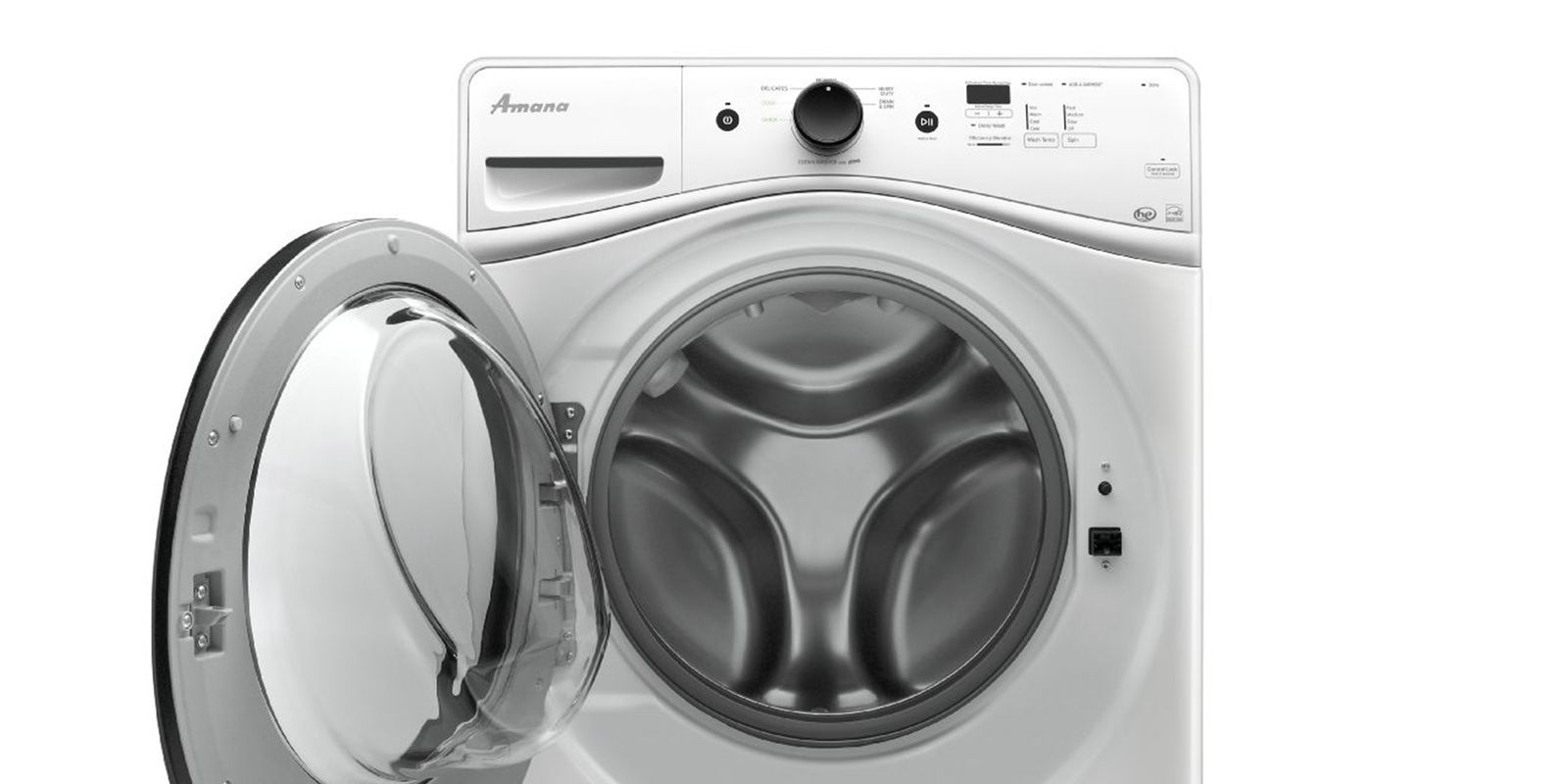 energy star qualified front load washer nfw5700bw review