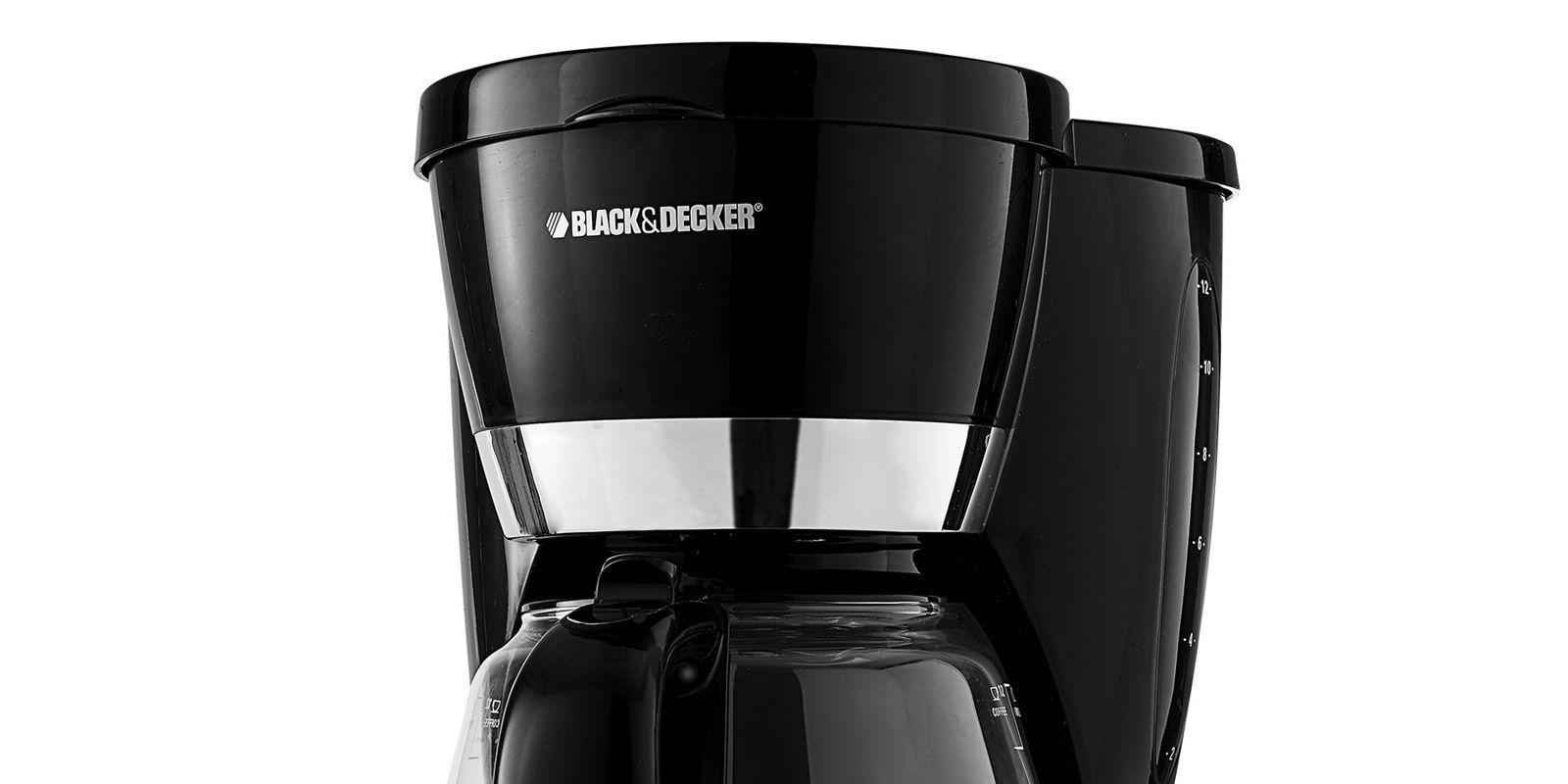 Black & Decker 12-Cup Programmable Coffee Maker #CM1050B Review