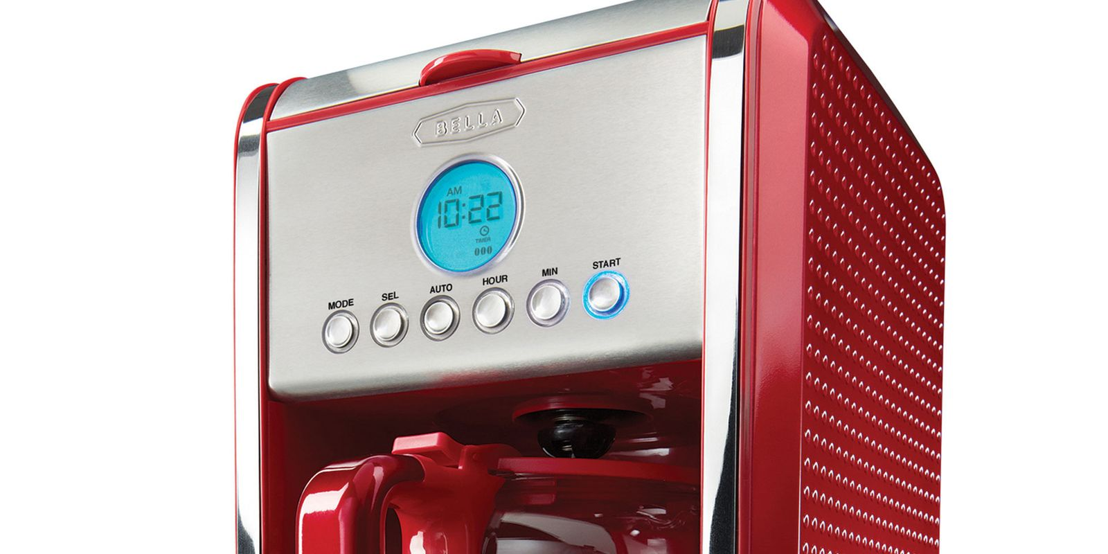 550095b68848d ghk bella dots collection 12 cup programmable coffeemaker s2 Target Redcoffee Maker