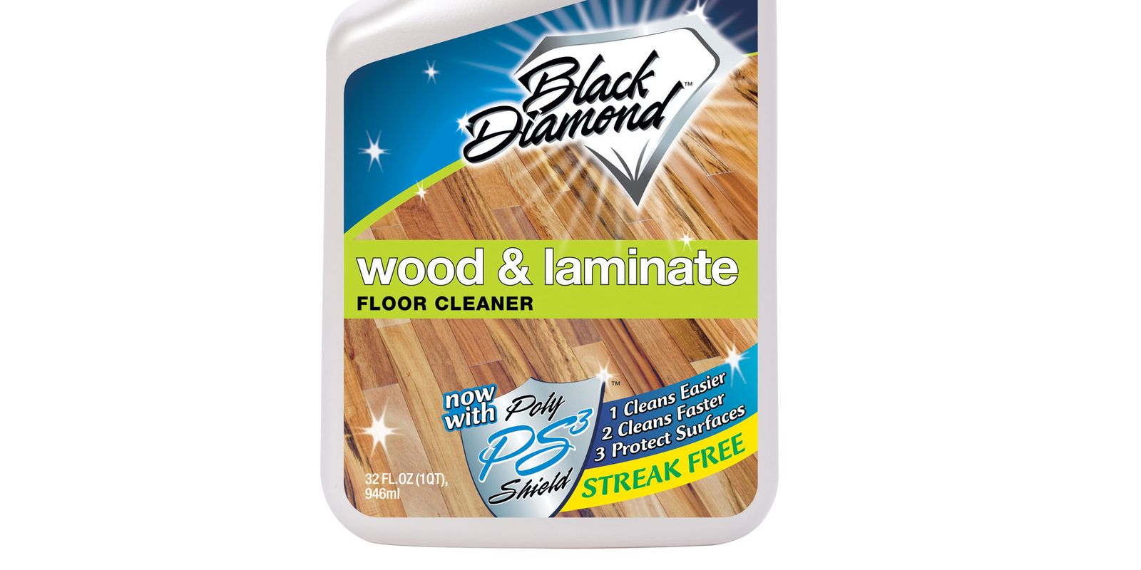 Black Diamond Wood And Laminate Floor Cleaner Review - Clean laminate wood floors