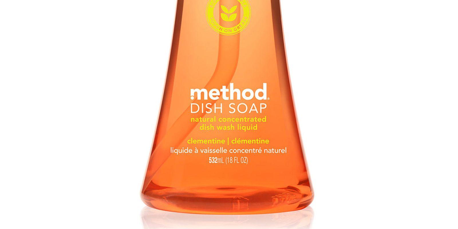 method dishwashing soap