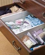 Bra Organization Ideas Dresser Drawers