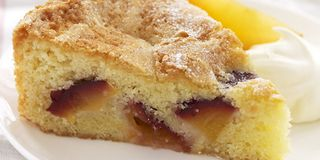 Scandinavian Almond Cake   Gh