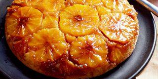Apricot Upside Down Cake Recipe Good Housekeeping